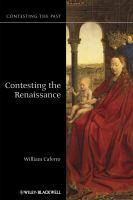 Contesting the Renaissance