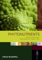 Phytonutrients
