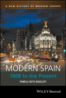 Modern Spain, 1808 to the Present