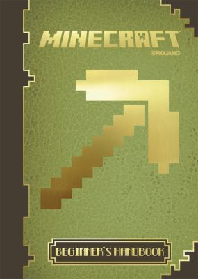 Book Cover - Minecraft beginners handbook