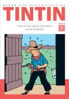 The Adventures of Tintin, [vol. 1]