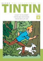 The Adventures of Tintin, Volume 8