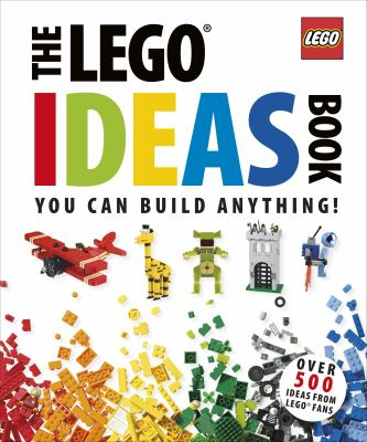 Book Cover - LEGO ideas book