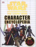 Star Wars, the Clone Wars Character Encyclopedia