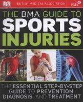 The BMA Guide to Sports Injuries