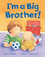 I'm A Big Brother!
