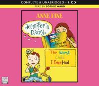 Jennifer's Diary, &