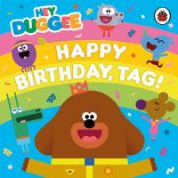 Happy Birthday, Tag!