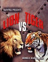Lion Vs Tiger
