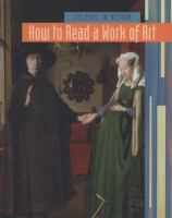 How to Read A Work of Art