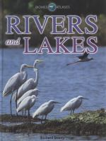 Biomes Atlases - Rivers And Lakes