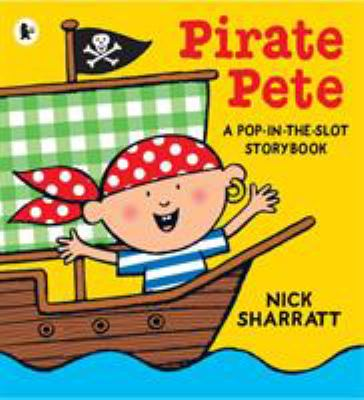 "Book Cover - Pirate Pete"" title=""View this item in the library catalogue"