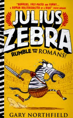 Cover image for Rumble With the Romans!