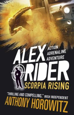 Cover image for Scorpia Rising