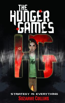 Book Cover - The Hunger Games