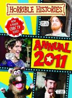 Horrible Histories Annual 2011