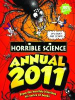 Horrible Science Annual 2011