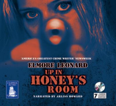 Cover image for Up in Honey's Room