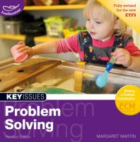 Problem solving : supporting problem solving skills in young learners