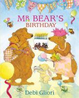 Mr Bear's Birthday