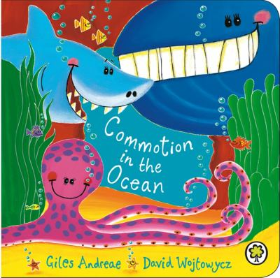 "Book Cover - Commotion in the ocean"" title=""View this item in the library catalogue"