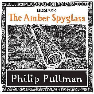 The amber spyglass [sound recording] / Philip Pullman.