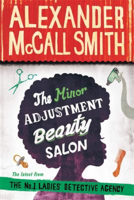 The Minor Adjustment Beauty Salon cover