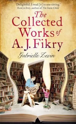 The collected works of A.J. Fikry cover