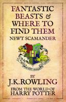 Fantastic Beasts & Where to Find Them, Newt Scamander