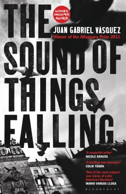 Cover image for The Sound of Things Falling