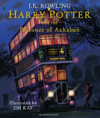 Cover image for Harry Potter and the Prisoner of Azkaban [new Illustrated Edition]