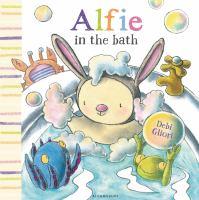 Alfie In The Bath