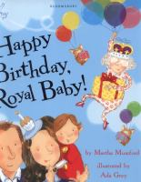Happy Birthday Royal Baby