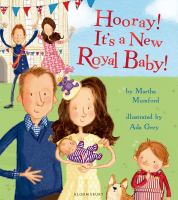 Hooray ! It's A New Royal Baby