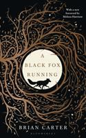 A Black Fox Running