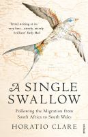 A Single Swallow