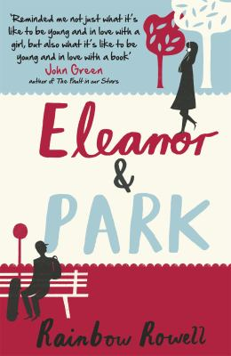 "Book Cover - Eleanor & Park"" title=""View this item in the library catalogue"