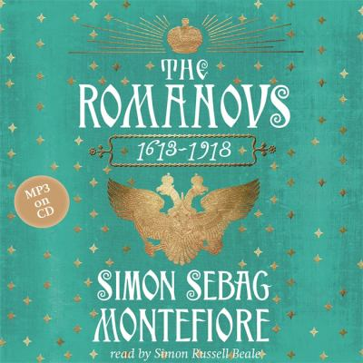 Cover image for The Romanovs 1613-1918