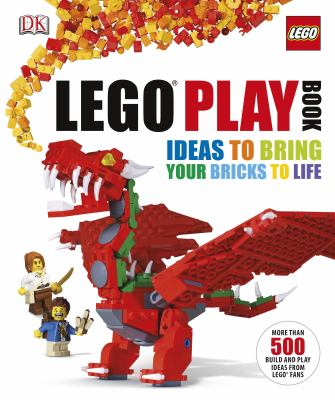 Book Cover - LEGO play book