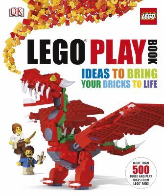 Book Cover - LEGO play book