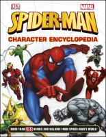 Marvel Spider-man Character Encyclopedia