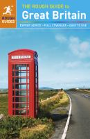 The Rough Guide to Britain 2015