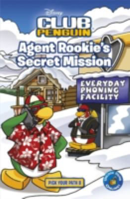 Cover image for Agent Rookie's Secret Mission