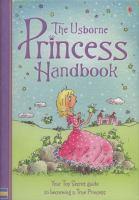 The Usborne Princess Handbook