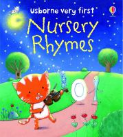 Usborne Very First Nursery Rhymes
