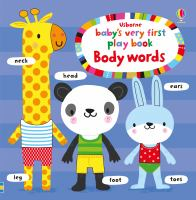 Usborne Baby's Very First Play Book