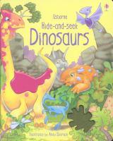 Hide-and-seek Dinosaurs