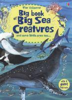 The Usborne Big Book of Big Sea Creatures