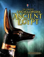 The Usborne Encyclopedia of Ancient Egypt