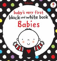 Baby's Very First Black and White Book